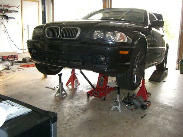 4 e46 clutch replacement ran into problem e46fanatics Electric Drivetrain at crackthecode.co